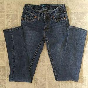Girl's Levi's Skinny Jeans Size 8-9